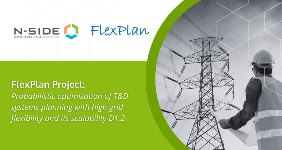 The innovative grid planning methodology behind FlexPlan Project: modelling and scenario framework